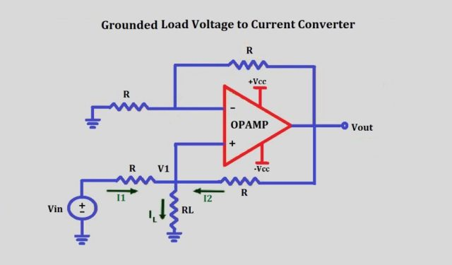 voltage controlled current source