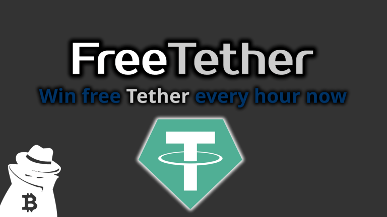 Free-Tether.com Win free Tether every hours