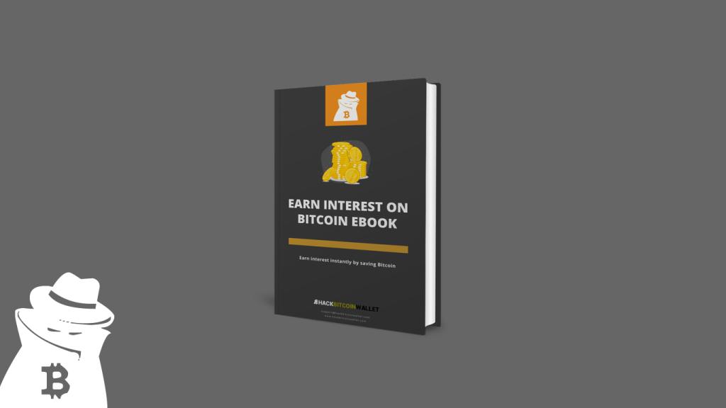 NEW ✅ Earn Interest on Bitcoin 🚀 Ebook