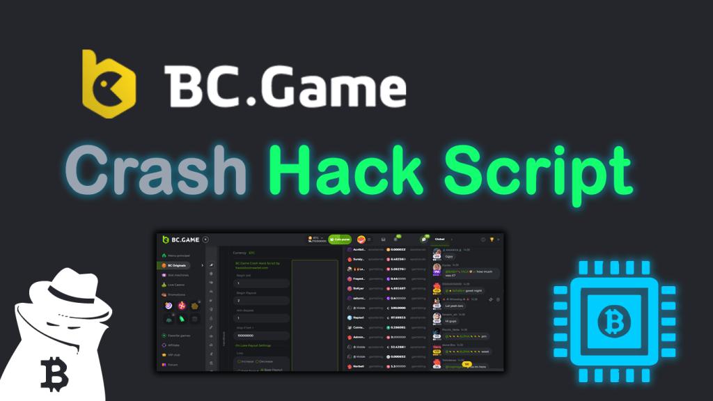 BC.Game Crash Hack Script 2022