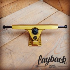Caliber Trucks 2.0 180mm 44° gold