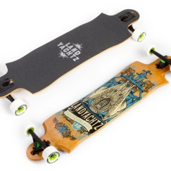 Landyachtz Switchblade 38″ Maple Cobra Bat 2016 Deck