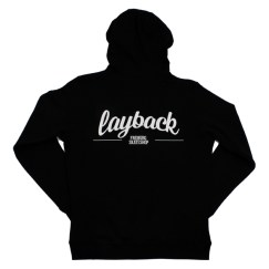 layback zipper