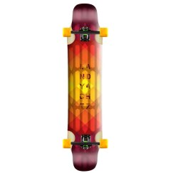 Landyachtz Stratus Red Standart Flex - 2017 Deck Only