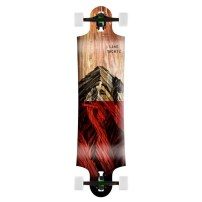 Switchblade 38 Mountain Red