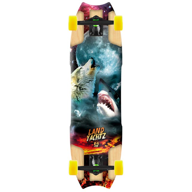 Wolf Shark Re-issue