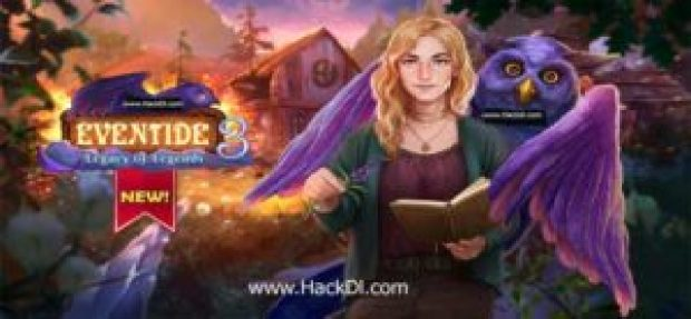 Eventide 3 Legacy of Legends mod apk