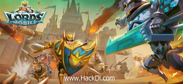 Lords Mobile Hack 1.52 (MOD,unlimited Gems) Apk With Data