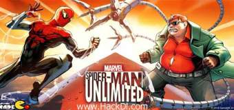 Spider-Man Unlimited Hack 3.7.0e (MOD,Unlimited Money+Everything) Apk
