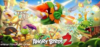 Angry Birds 2 Hack 2.21.0 (MOD,Unlimited Diamonds) Apk+Data