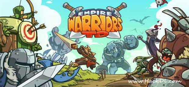 Empire Warriors TD: Defense Battle Mod Apk