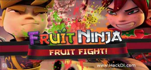Fruit Ninja Fight Mod Apk
