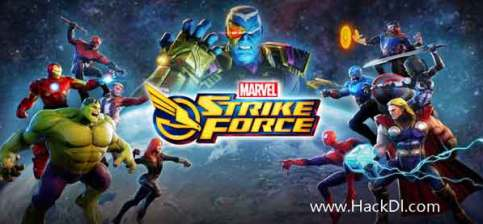 MARVEL Strike Force MOD Unlimited Money apk