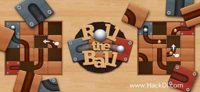 Roll the Ball: slide puzzle Mod apk