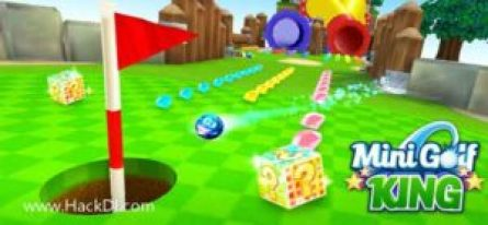 Mini Golf King Multiplayer Game Mod apk