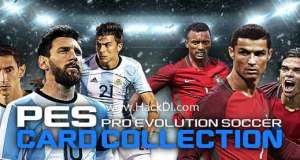 PES CARD COLLECTION Hack Apk