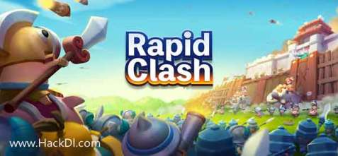 Rapid Clash MOD Unlimited Money apk