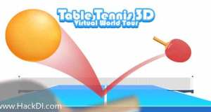 Table Tennis 3D Virtual World Tour Ping Pong Pro MOD Unlimited Money apk