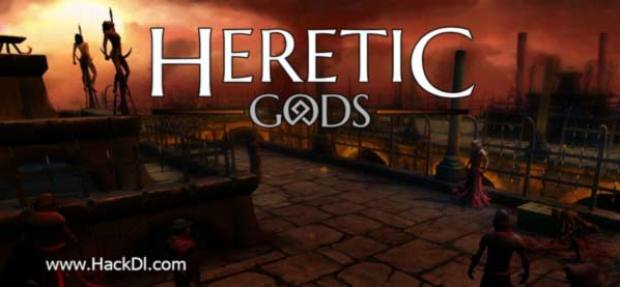 HERETIC GODS MOD Unlimited Money apk