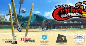 World Cricket Championship 2 MOD Unlimited Money apk
