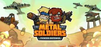 Metal Soldiers TD Hack 1.9.5 (MOD,Unlimited Momey) Apk