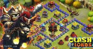 Clash of Lords 2 MOD Unlimited Money apk