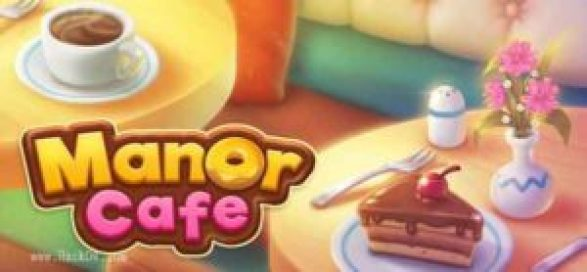 Manor Cafe MOD Unlimited Coin apk