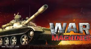 War Machines: Free Multiplayer Tank Shooting Games MOD Unlimited Money apk