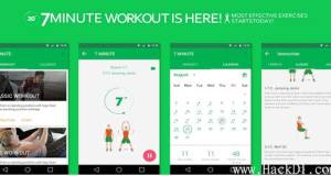 free download 7 Minute Workouts PRO apk