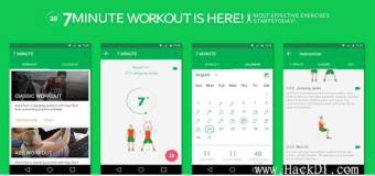 7 Minute Workouts PRO Full (Paid) Apk Scientific Bodybuilding Workout application
