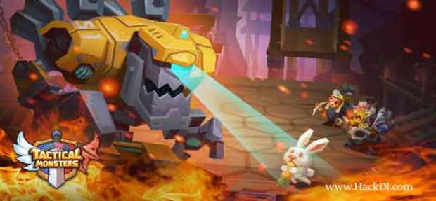 Tactical Monsters Rumble Arena MOD Unlimited Money apk