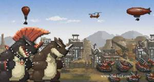 World Beast War MOD Unlimited Gold apk