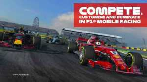 F1 Mobile Racing 2019 MOD Unlimited Money apk Android