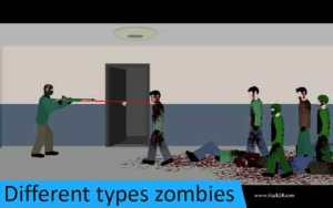 Flat Zombies: Cleanup & Defense MOD Unlimited Money apk Android