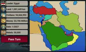 Middle East Empire 2027 MOD Unlimited Money apk Android