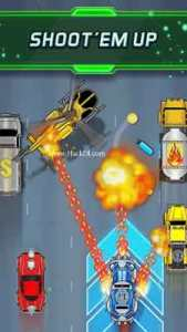 Road Riot MOD Unlimited Money apk Android