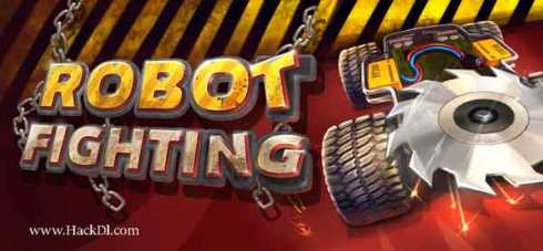 Robot Fighting 2 - Minibots 3D MOD Unlimited Money apk Android