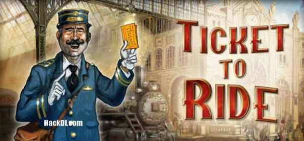 Ticket to Ride MOD Unlimited Money apk