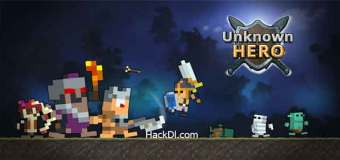 Unknown HERO Mod Apk 3.0.292 (Hack, Non-Completed Skills)