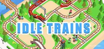 Idle Sightseeing Train 1.1.8 Apk + Mod (Unlimited Money) Android