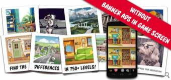 Find the differences 750 + levels Mod Apk 5.03 (Hack, Remove Ads)