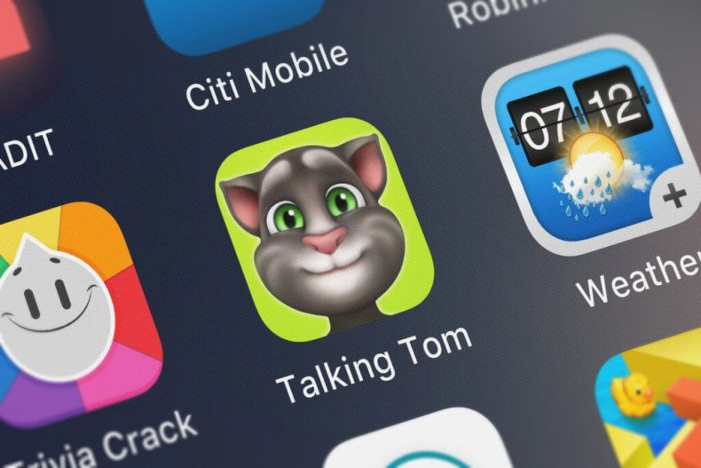 Is My Talking Tom Friends safe for kids?