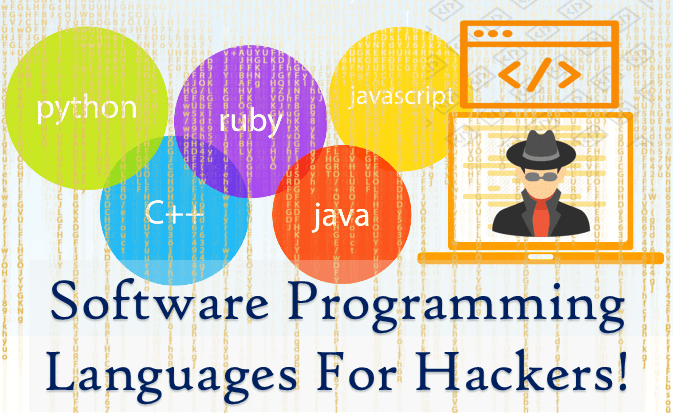 Software Programming Languages for Hackers