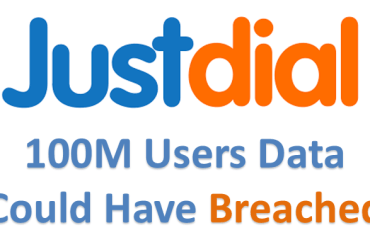 JustDial Data Unprotected
