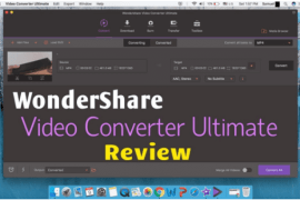 Wondershare Video Converter Review