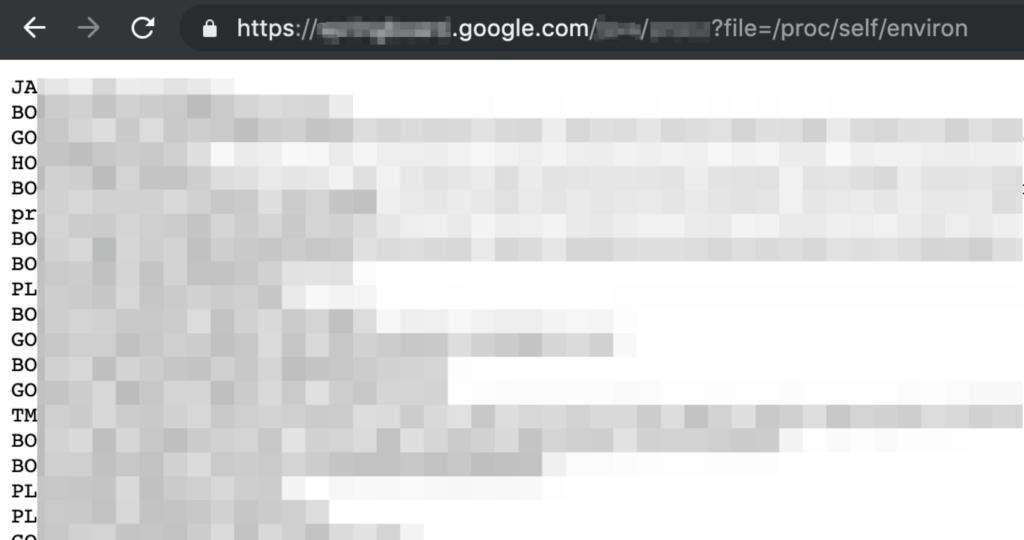 Google Springboard Show Redacted