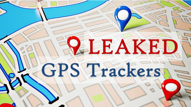 GPS Trackers Leaked