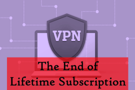 VPN End of Lifetime Subscription