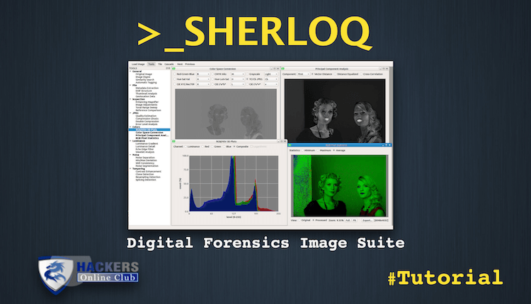 Sherloq Forensic Image Analysis