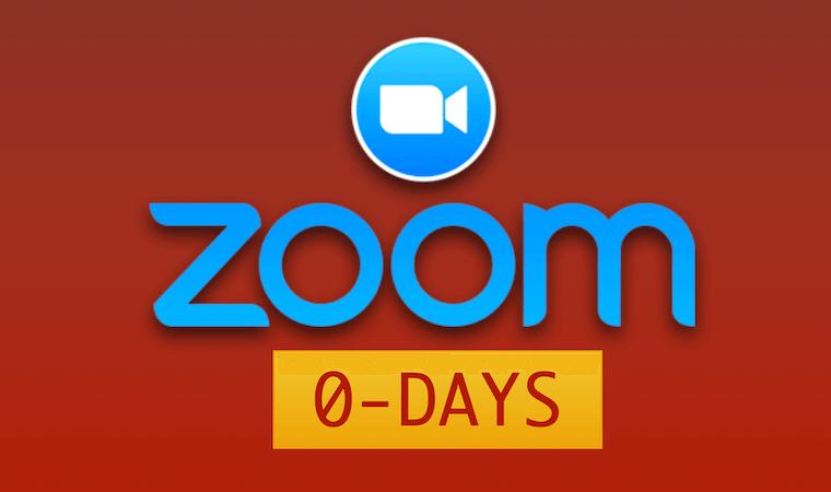 Zoom Zero-Days